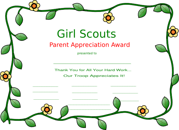 Girl Scout Clip Art Badge Camping