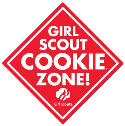 Girl Scout Troop 1876  Some More Cookie Sale Clip Art