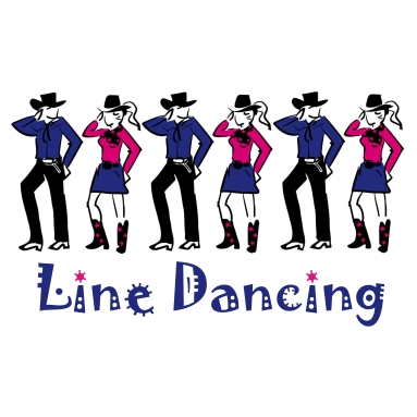 Line Dancing Clipart   Item 2   Vector Magz   Free Download Vector
