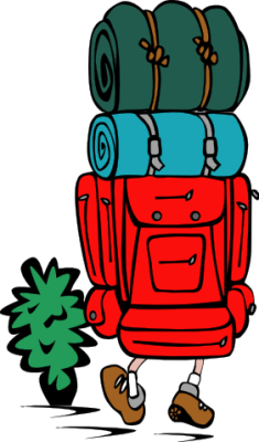 Cub Scout Camping Clipart - Clipart Kid