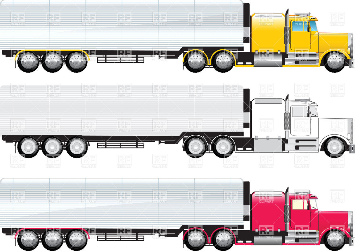 Truck 25241 Transportation Download Royalty Free Vector Clipart