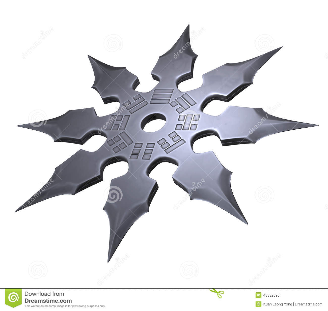 Ninja Throwing Shuriken Ninja Throwing Star Cl...