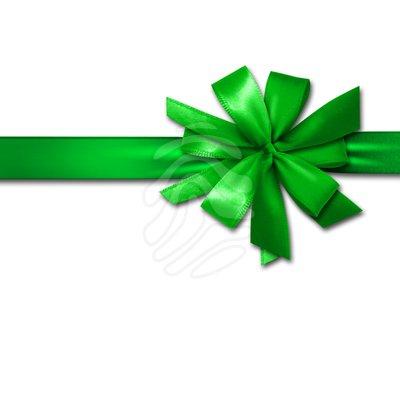 Green Christmas Bow Clipart - Clipart Kid
