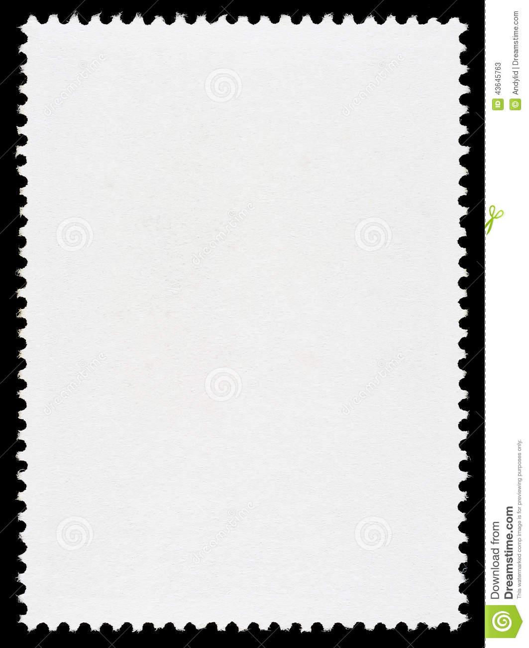 blank postage stamp clipart clipart suggest. Black Bedroom Furniture Sets. Home Design Ideas