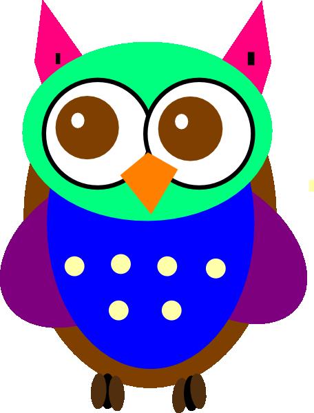 Clip Art Owl Eating Clipart - Clipart Kid