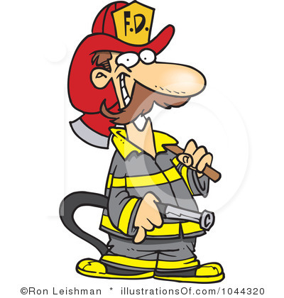 Firefighter Clipart Firefighter Clip Art