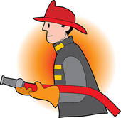 Firefighter Stock Illustrations   Gograph