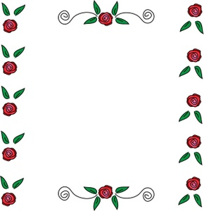 Roses Clip Art Images Roses Stock Photos   Clipart Roses Pictures