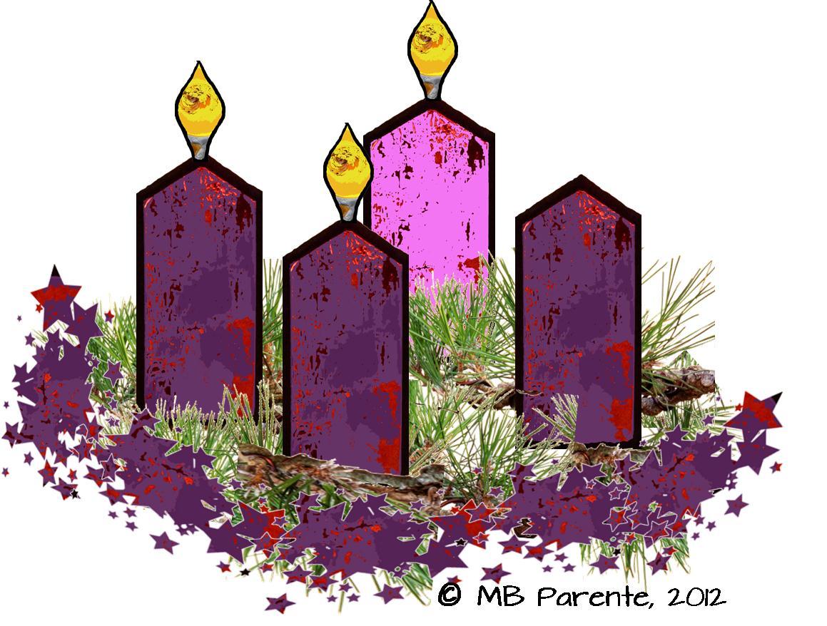 Advent Wreath Week 3 Related Keywords & Suggestions - Advent Wreath ...