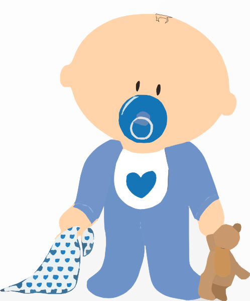 New Baby Clipart - Clipart Kid