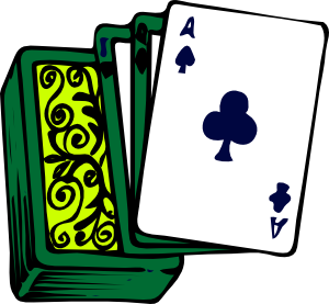 Bridge Playing Cards Clipart - Clipart Kid