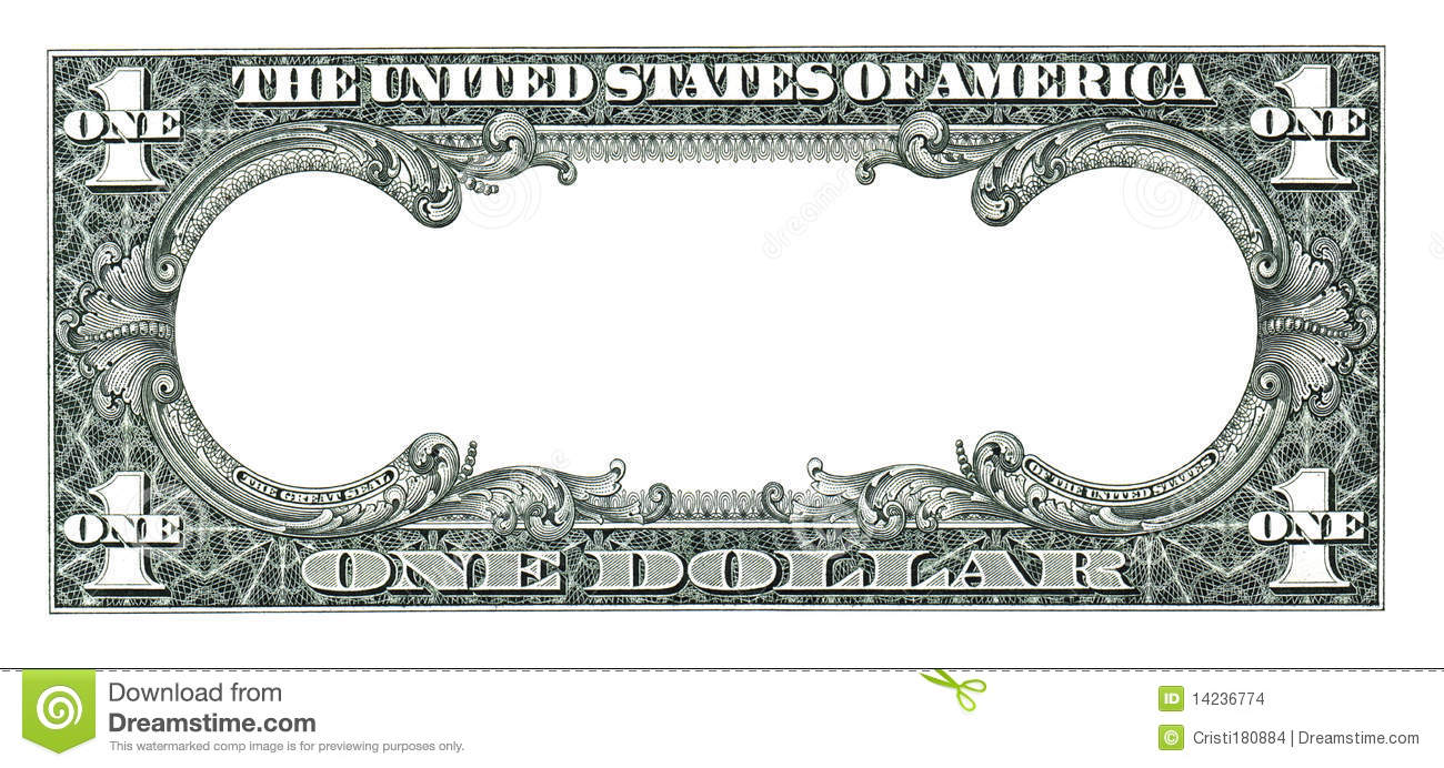 Empty Dollar Stock Images   Image  14236774