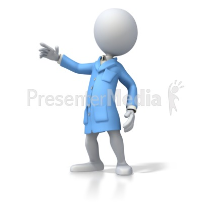 Esd Lab Coat Figure   Science And Technology   Great Clipart For