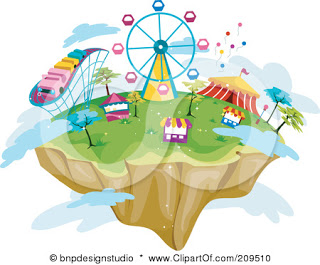 Gallery Funny Game  Amusement Park Clipart