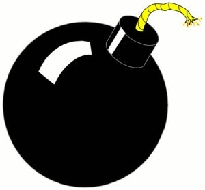 ... Bibi Die Bombe Geplatzt Oder Nicht Es Lebe Der #GOgW4H - Clipart Kid