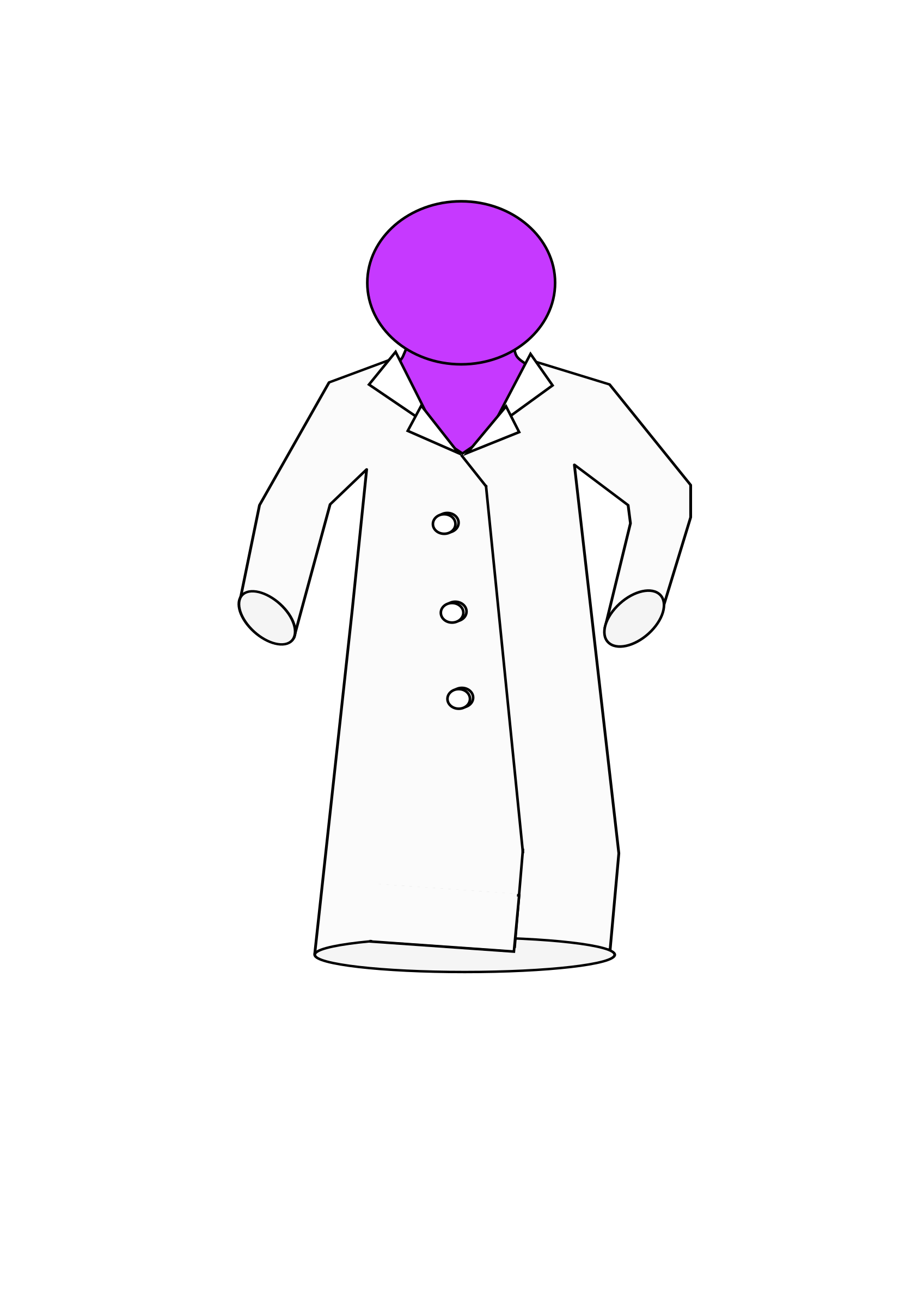 lab coat clipart clipart suggest