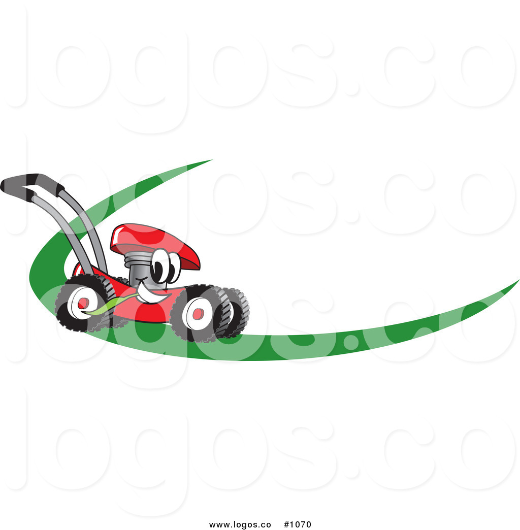 Lawn Service Clipart This Lawn Mower Stock Logo