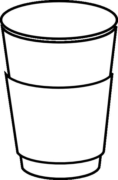 Paper Coffee Cup Clip Art At Clker Com   Vector Clip Art Online