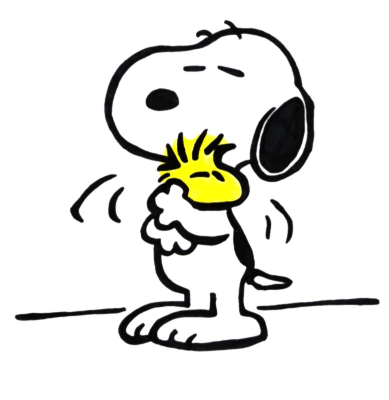 Snoopy And Woodstock By Stridzio On Deviantart