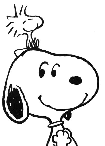 Snoopy Clipart