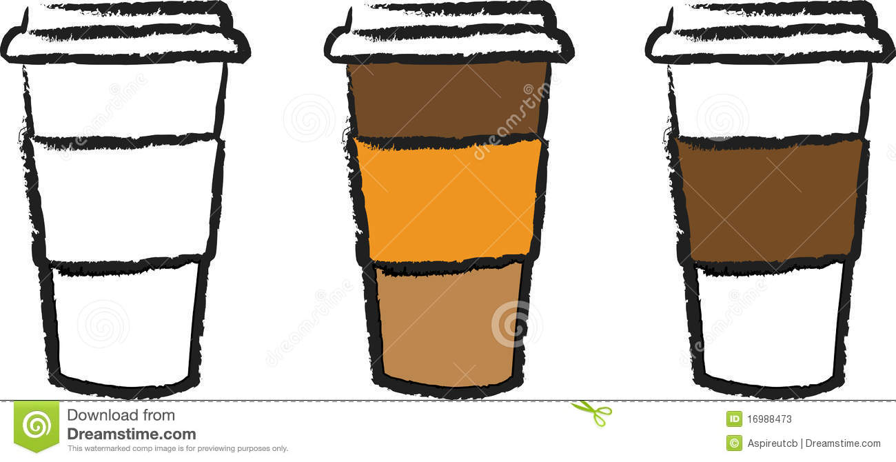 Starbucks Coffee Cup Clip Art Paper Coffee Cup Clip Art