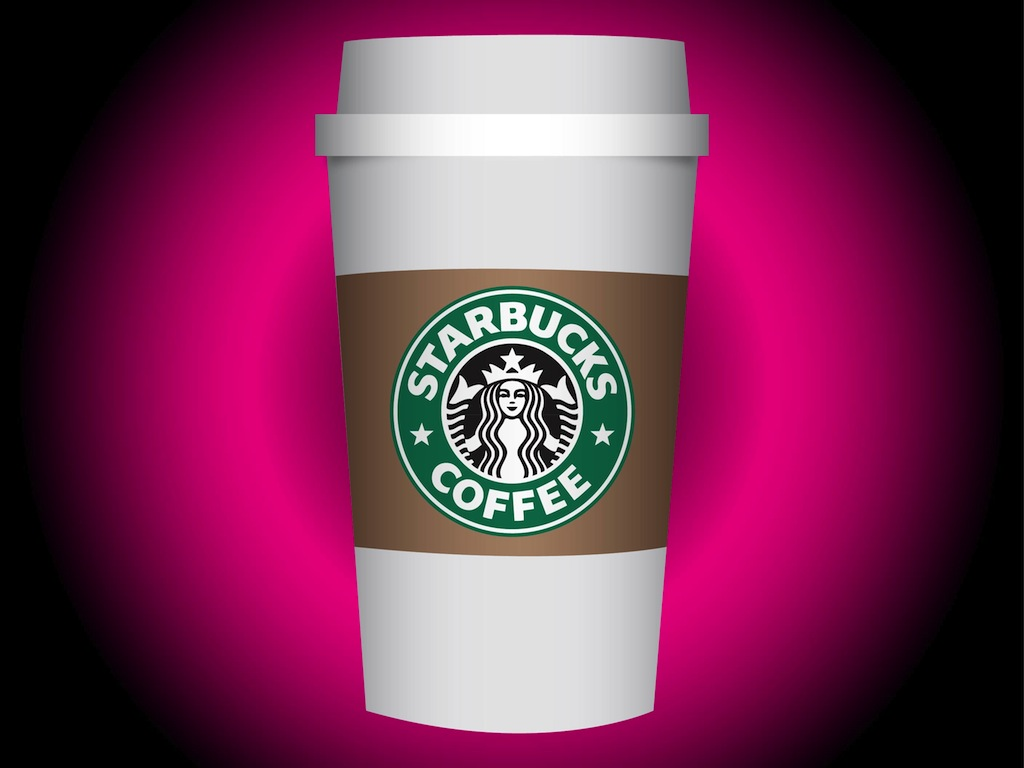 Starbucks Coffee Cup Clipart Starbucks Coffee