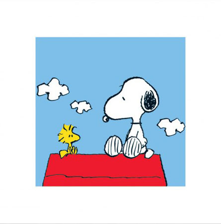 Woodstock And Snoopy On Curezone Image Gallery
