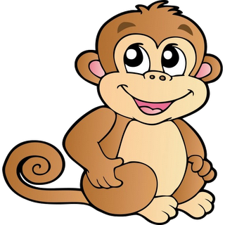 Funny Monkey Clip Art   Clipart Panda   Free Clipart Images