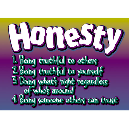 Politics V S Honesty   Truth