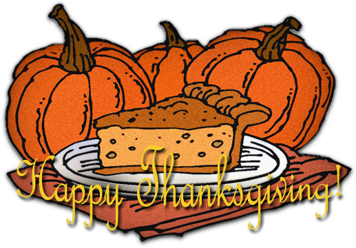 Happy Thanksgiving Animated Clipart Clipart Suggest