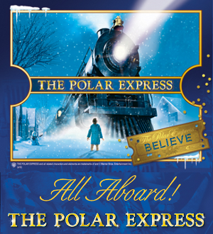 Image result for Polar Express clipart