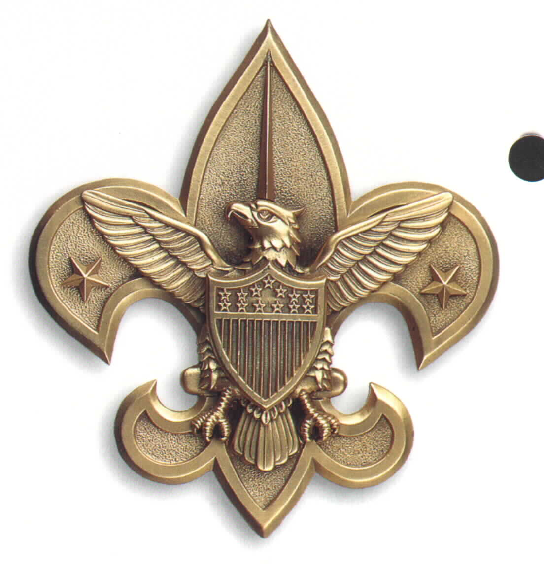 Boy Scout Emblem Clip Art