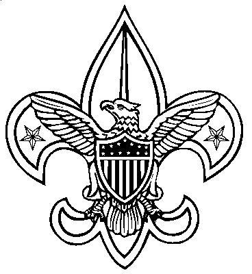 Clip Art Boy Scout Emblem Clipart - Clipart Kid