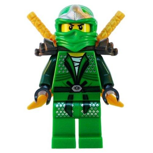 лего ниндзяго зеленый ниндзя игра
