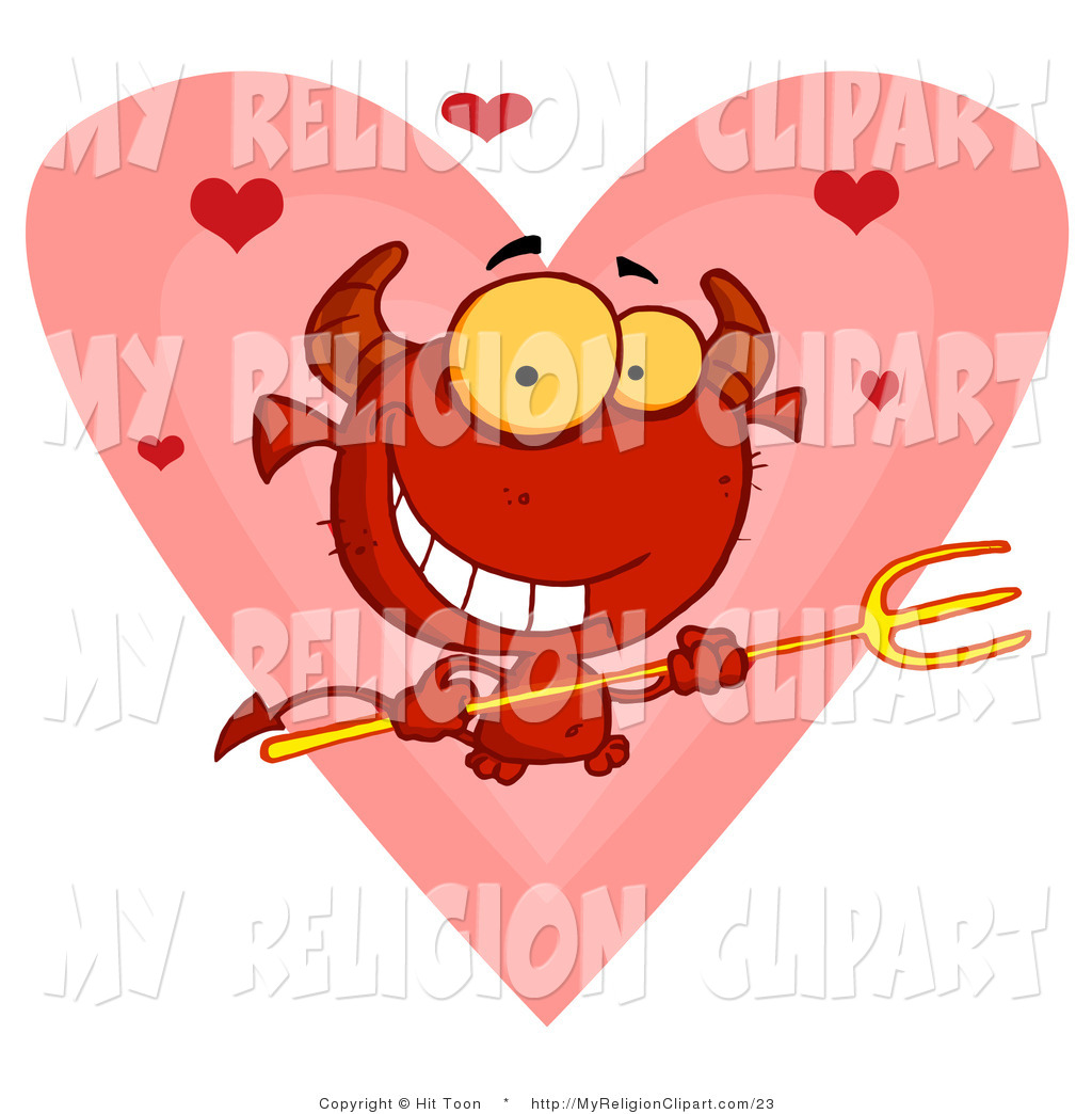 Royalty Free Valentines Day Stock Religion Clipart Illustrations