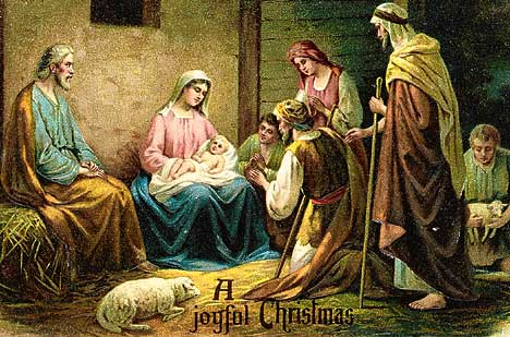 The Christmas Story  Celebrating The Birth Of Jesus Christ