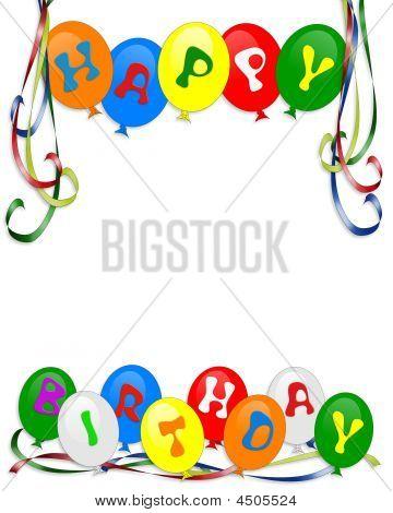 50th Birthday Borders Clipart - Clipart Kid