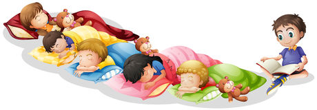 76 Nap Time Stock Illustrations Vectors   Clipart   Dreamstime