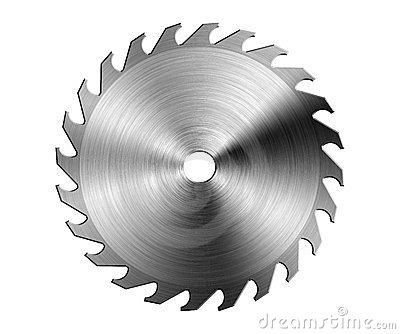 Circular Saw Blade Royalty Free Stock Photography   Image  23655077