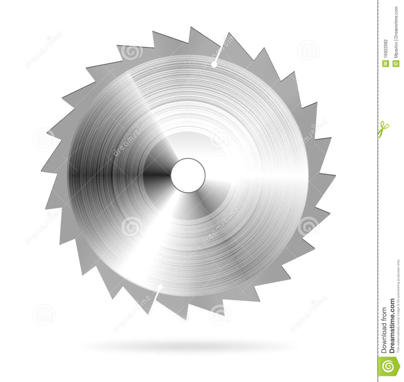 Circular Saw Blade Stock Photography   Image  16922082