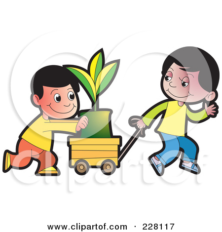 Helping Someone Clip Art