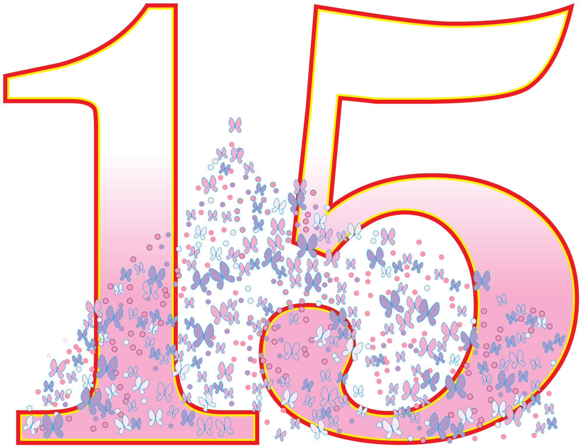 15 years clipart clipart kid