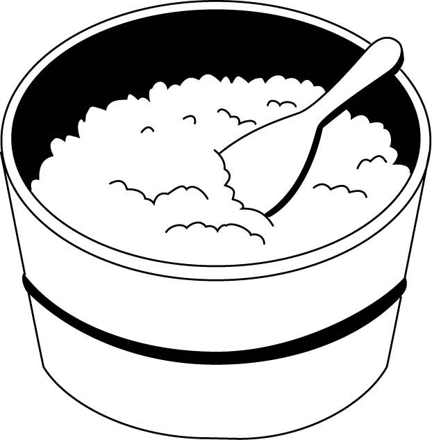 White Rice Clipart - Clipart Suggest