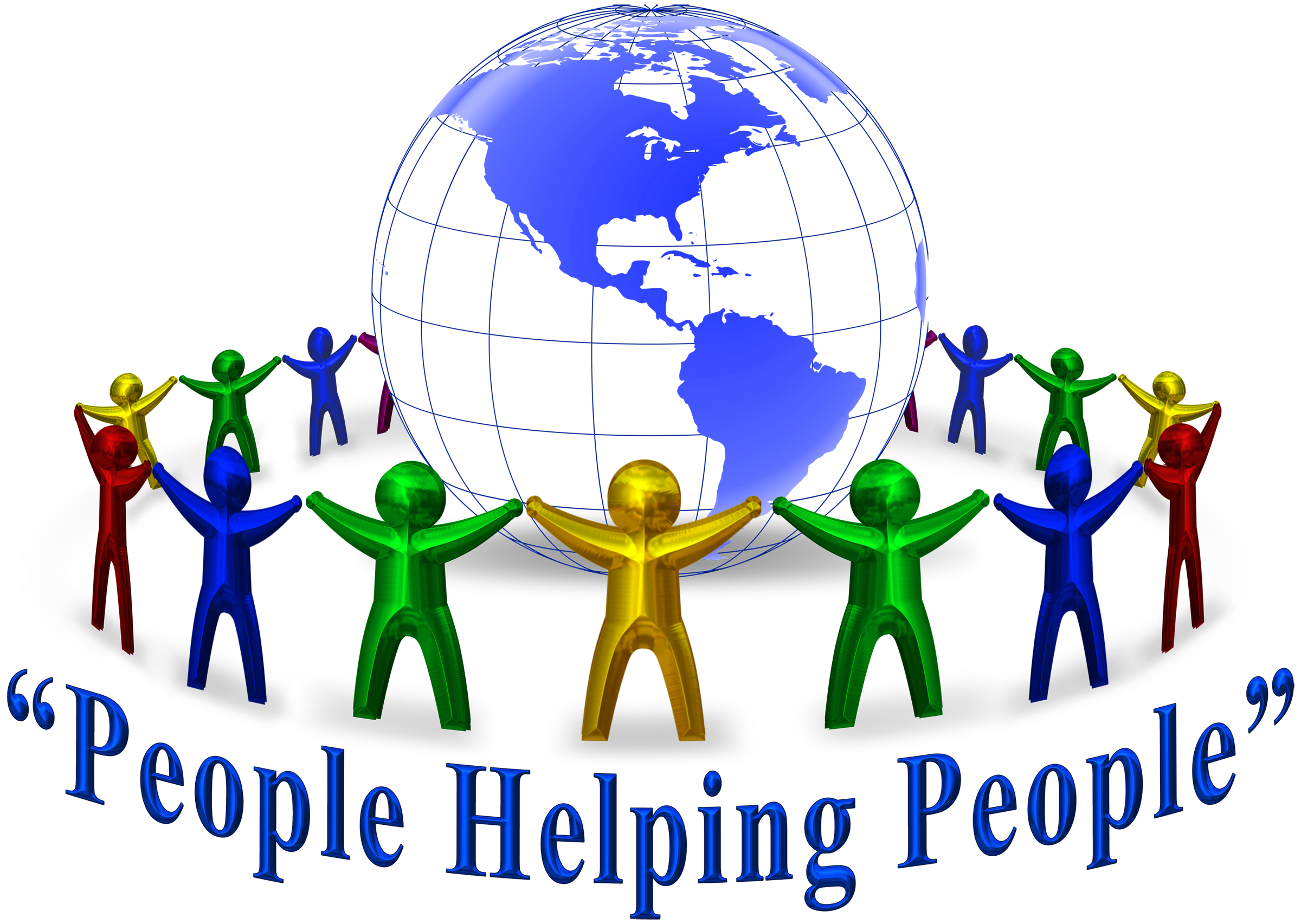 People Helping Others Clipart - Clipart Kid