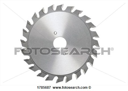 Picture   Circular Saw Blade  Fotosearch   Search Stock Photography