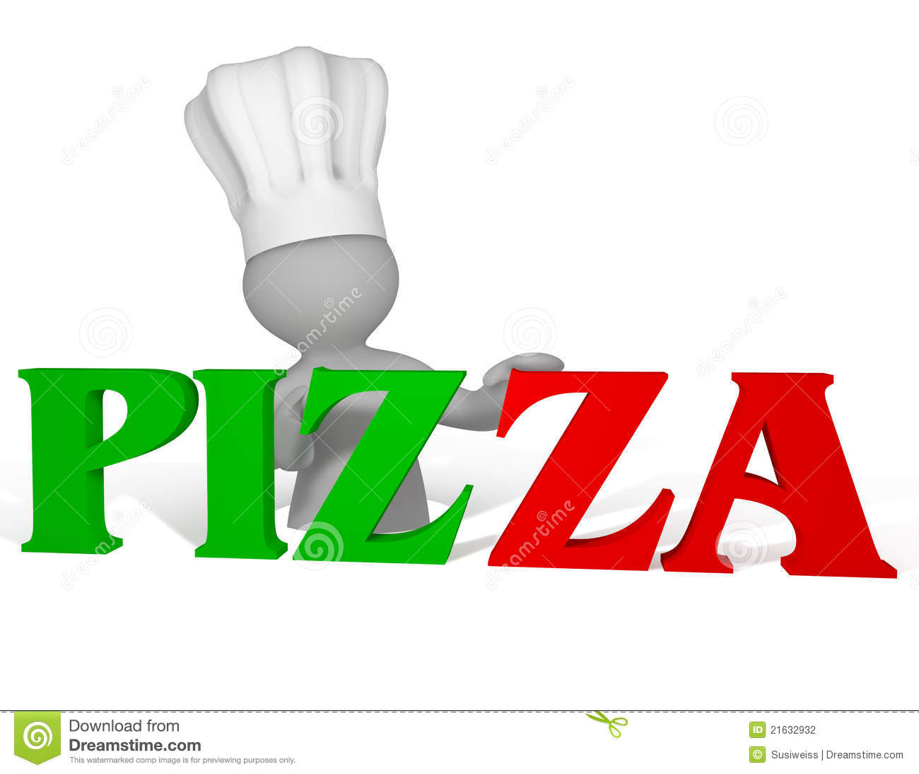 Pizza Logo Stock Photography   Image  21632932