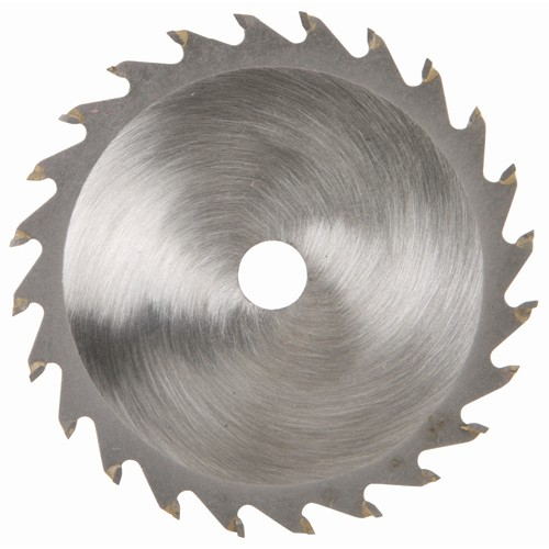 Portland Saw 68400 4 24 Tooth Carbide Tipped Circular Saw Blade