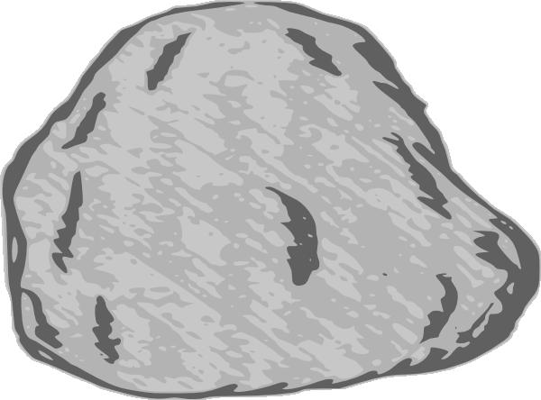 Large Rock Clipart - Clipart Kid