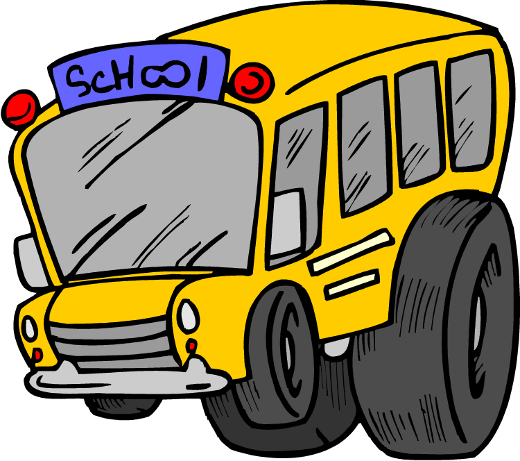 To School Clipart   Free Clipart For End Of Summer Start Of School