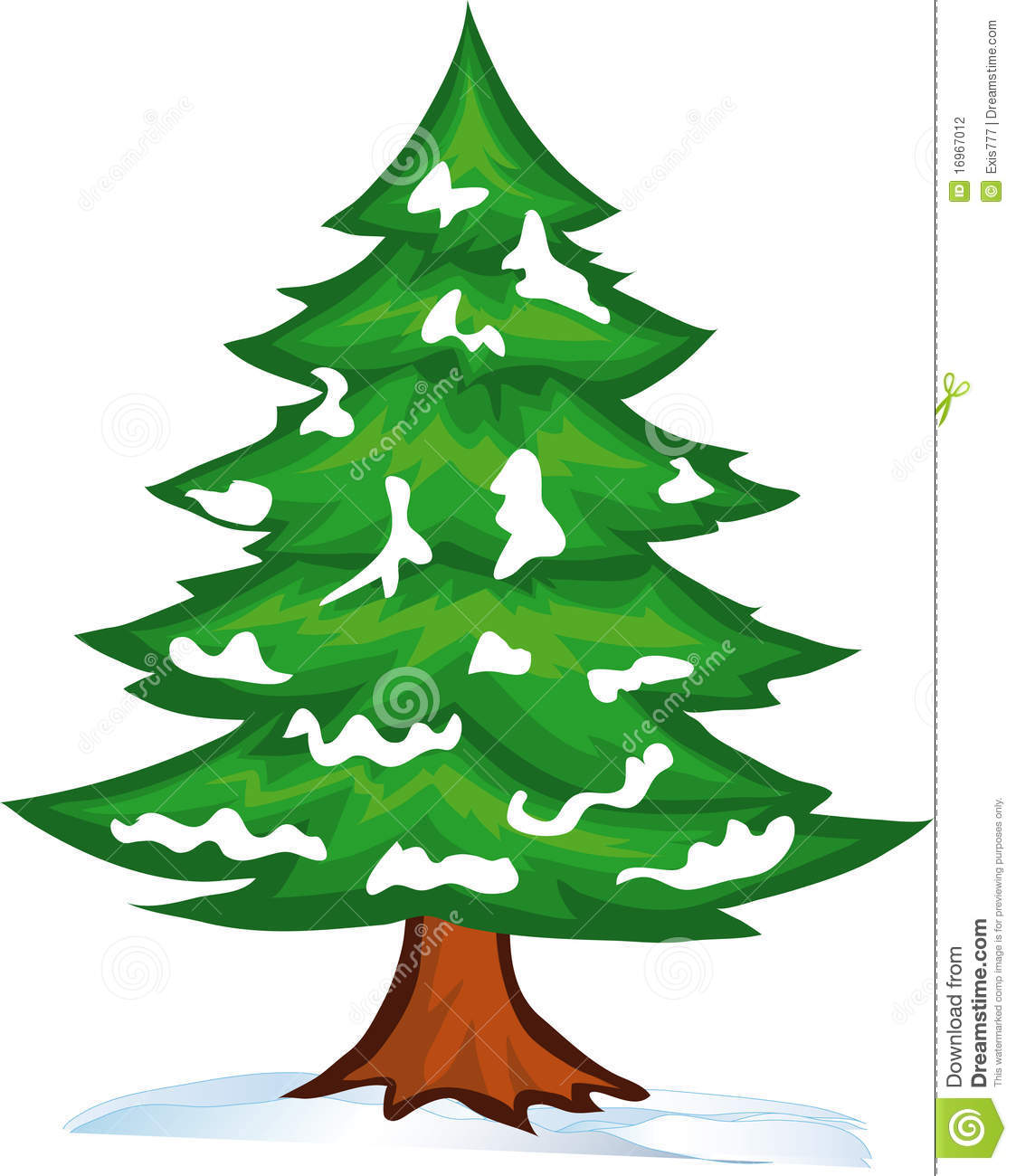 Winter Pine Trees Clipart   Clipart Panda   Free Clipart Images